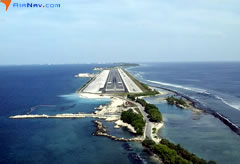 Aerial photo of PKMJ (Marshall Islands International Airport)