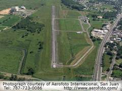 Aerial photo of TJAB (Antonio (Nery) Juarbe Pol Airport)