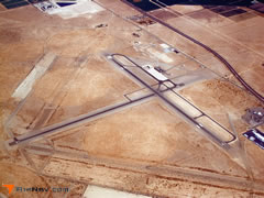 Aerial photo of KBLH (Blythe Airport)