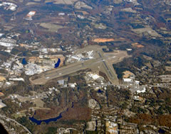 Aerial photo of KAHN (Athens/Ben Epps Airport)
