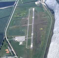 Aerial photo of KPHK (Palm Beach County Glades Airport)