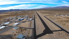 Aerial photo of 74P (Calvada Meadows Airport)