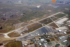 Aerial photo of KMHR (Sacramento Mather Airport)