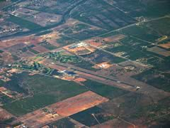 Aerial photo of KCZT (Dimmit County Airport)