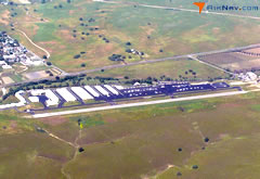 Aerial photo of KIZA (Santa Ynez Airport)
