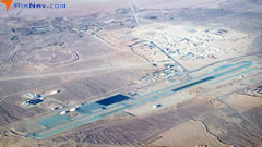 Aerial photo of KNXP (Twentynine Palms SELF Airport)