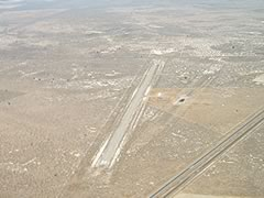 Aerial photo of A32 (Butte Valley Airport)