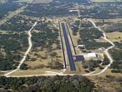 Aerial photo of TS36 (Silver Wings Airport)