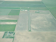 Aerial photo of 9V7 (Eads Municipal Airport)