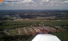 Aerial photo of KFAM (Farmington Regional Airport)