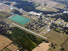Aerial photo of F89 (Winnsboro Municipal Airport)