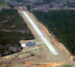 Aerial photo of 09A (Butler-Choctaw County Airport)