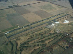 Aerial photo of KUCY (Everett-Stewart Regional Airport)