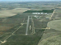 Aerial photo of 18V (Platte Valley Airpark)