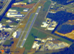 Aerial photo of KMRC (Maury County Airport)