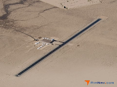Aerial photo of L72 (Trona Airport)