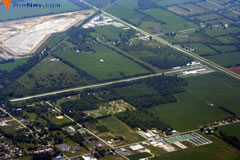 Aerial photo of 14G (Fremont Airport)
