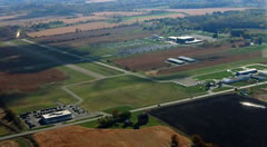 Aerial photo of 4D0 (Abrams Municipal Airport)