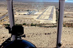 Aerial photo of E63 (Gila Bend Municipal Airport)