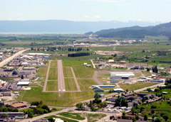 Aerial photo of S27 (Kalispell City Airport)