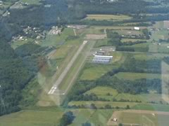 Aerial photo of 22N (Jake Arner Memorial Airport)