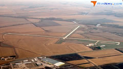 Aerial photo of KSDA (Shenandoah Municipal Airport)