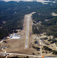 Aerial photo of KCUT (Custer County Airport)