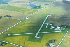 Aerial photo of KGFZ (Greenfield Municipal Airport)