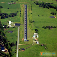 Aerial photo of M77 (Howard County Airport)