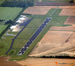 Aerial photo of KPBF (Grider Field Airport)