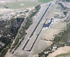 Aerial photo of KANK (Harriet Alexander Field Airport)