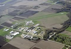 Aerial photo of 12Y (Le Sueur Municipal Airport)