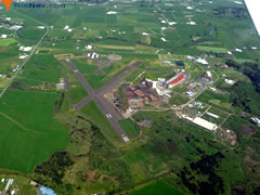 Aerial photo of KTMK (Tillamook Airport)