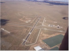 Aerial photo of KMRF (Marfa Municipal Airport)