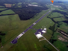 Aerial photo of KGZS (Abernathy Field Airport)