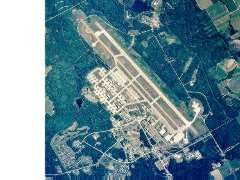 Aerial photo of ME16 (Loring International Airport)