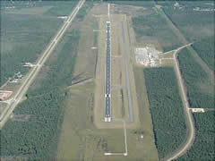 Aerial photo of KPQL (Trent Lott International Airport)
