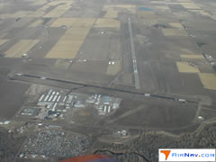 Aerial photo of KGXY (Greeley-Weld County Airport)