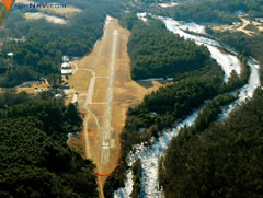 Aerial photo of 8B5 (Tanner-Hiller Airport)