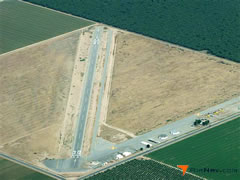 Aerial photo of L19 (Wasco-Kern County Airport)