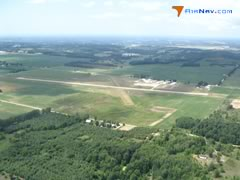 Aerial photo of C04 (Oceana County Airport)