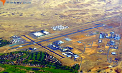 Aerial photo of KPRC (Prescott Regional Airport - Ernest A Love Field)