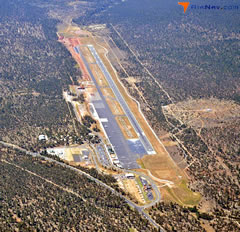 Aerial photo of KGCN (Grand Canyon National Park Airport)