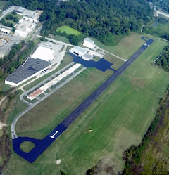 Aerial photo of KFES (Festus Memorial Airport)