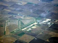 Aerial photo of KEAR (Kearney Regional Airport)