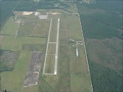 Aerial photo of KMJD (Picayune Municipal Airport)