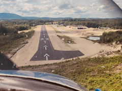 Aerial photo of KAFN (Jaffrey Airport-Silver Ranch)