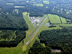 Aerial photo of KSMQ (Somerset Airport)