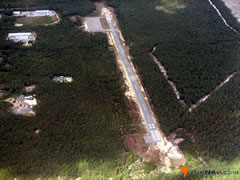 Aerial photo of 31E (Eagles Nest Airport)