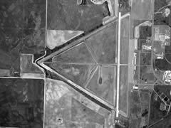 Aerial photo of KWWR (West Woodward Airport)